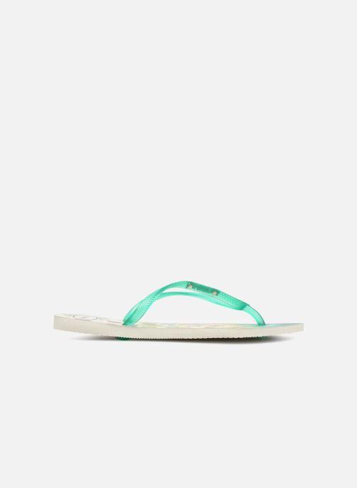 Slim Havaianas Green mint Paisage White qUSpVzM