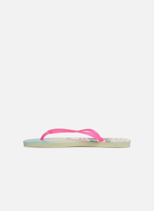 Flip flops Havaianas Slim Paisage Multicolor front view