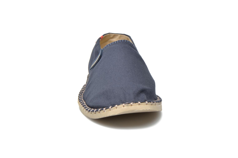 Espadrilles Havaianas Origine 2 M Bleu vue portées chaussures