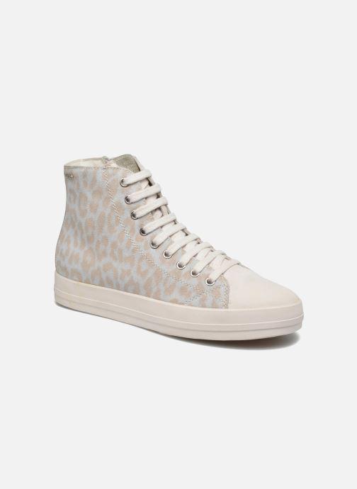 Geox D HIDENCE A D4234A (Bianco) - Sneakers chez Sarenza (261715) 7389e3d5fb1