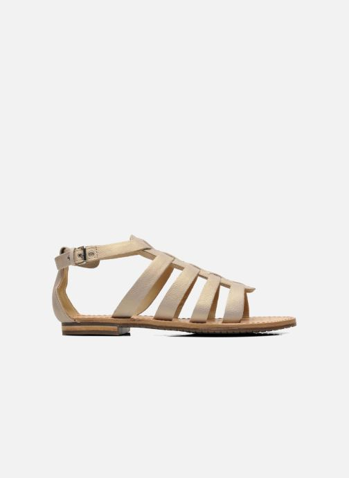 Sandali e scarpe aperte Geox D JOLANDA D D5275D Beige immagine posteriore