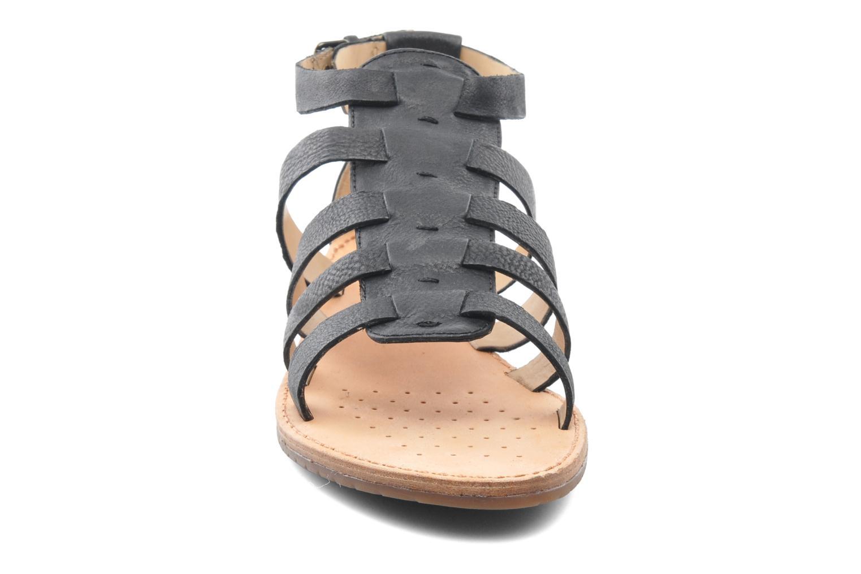 Sandals Geox D JOLANDA D D5275D Black model view
