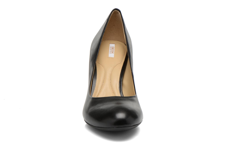 Escarpins Geox D NEW MARIELE H. A D5298A Noir vue portées chaussures
