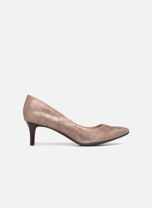 High heels Geox D ELINA C D52P8C Pink back view