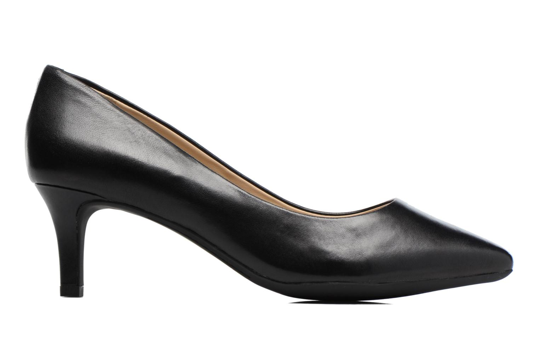 High heels Geox D ELINA C D52P8C Black back view