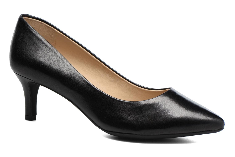 High heels Geox D ELINA C D52P8C Black detailed view/ Pair view