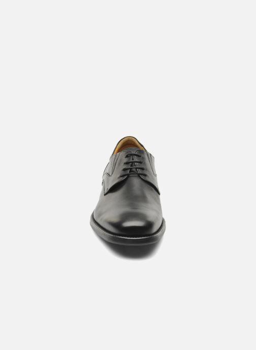 Chaussures à lacets Geox U FEDERICO V U2257V Noir vue portées chaussures