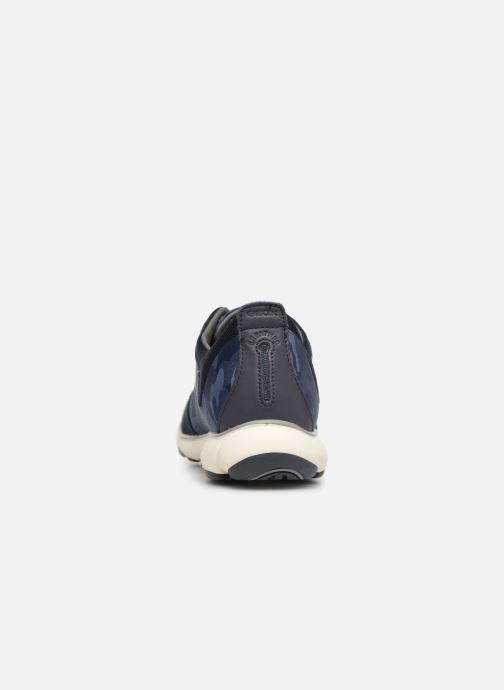 Sneakers Geox U NEBULA B U52D7B Blauw rechts