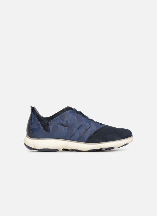 Sneakers Geox U NEBULA B U52D7B Blauw achterkant