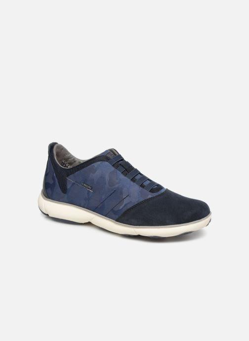 Sneakers Geox U NEBULA B U52D7B Blauw detail