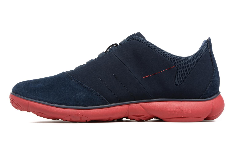 Sneakers Geox U NEBULA B U52D7B Azzurro immagine frontale