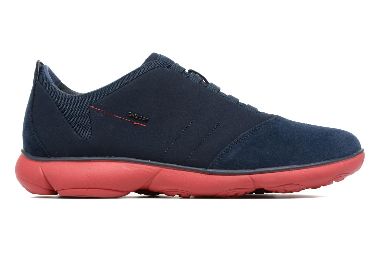 Sneakers Geox U NEBULA B U52D7B Azzurro immagine posteriore