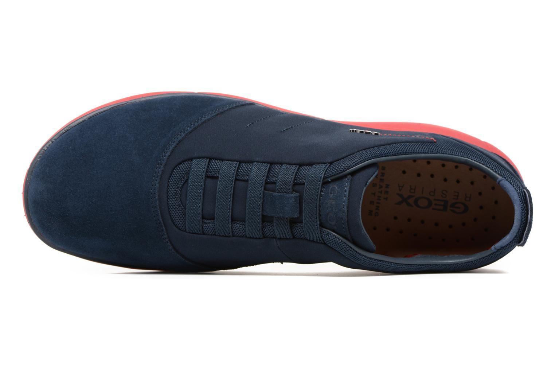 Sneakers Geox U NEBULA B U52D7B Azzurro immagine sinistra