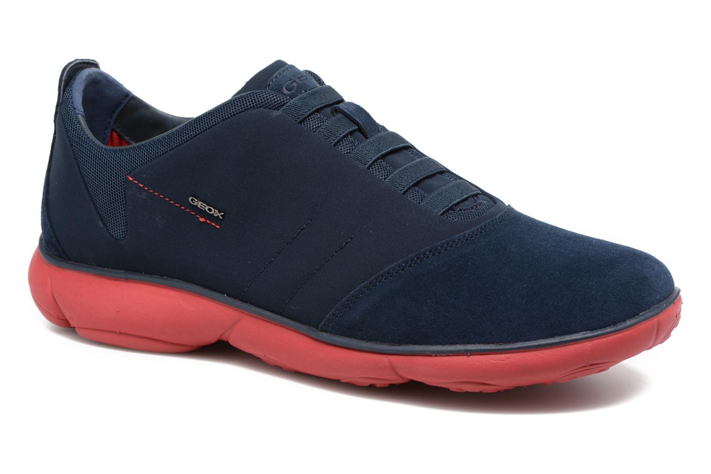 Sneakers Geox U NEBULA B U52D7B Azzurro vedi dettaglio/paio