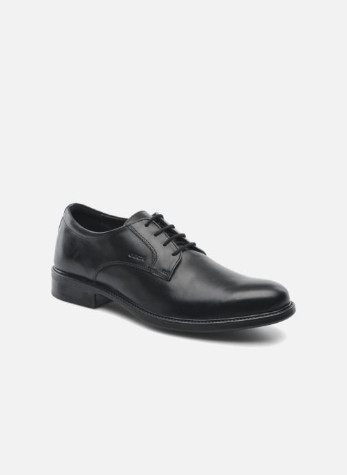 Zapatos con cordones Geox U CARNABY D U52W1D Negro vista de detalle / par