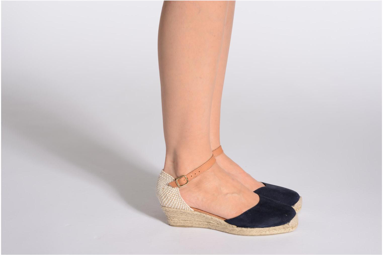 Sandali e scarpe aperte Maypol Macaret Nero immagine dal basso