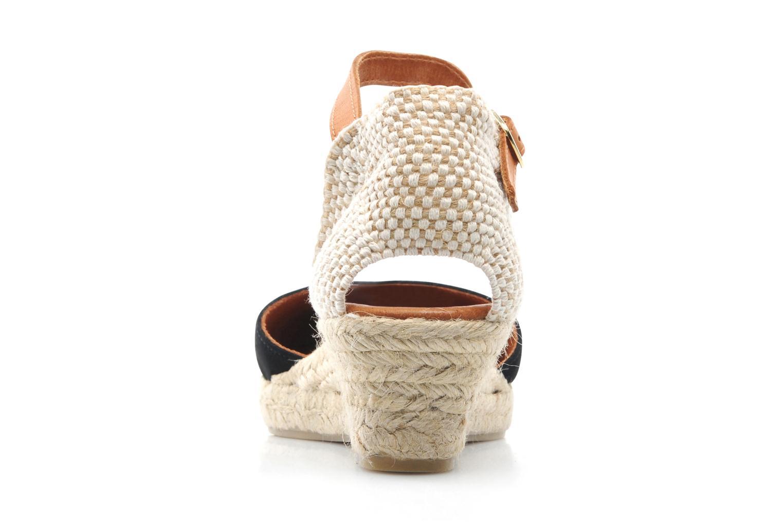 Sandali e scarpe aperte Maypol Macaret Nero immagine destra