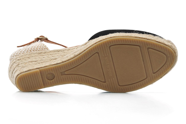 Sandali e scarpe aperte Maypol Macaret Nero immagine dall'alto