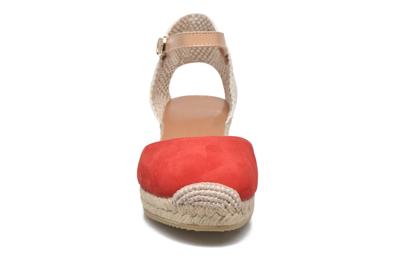 Sandaler Maypol Macaret Rød se skoene på