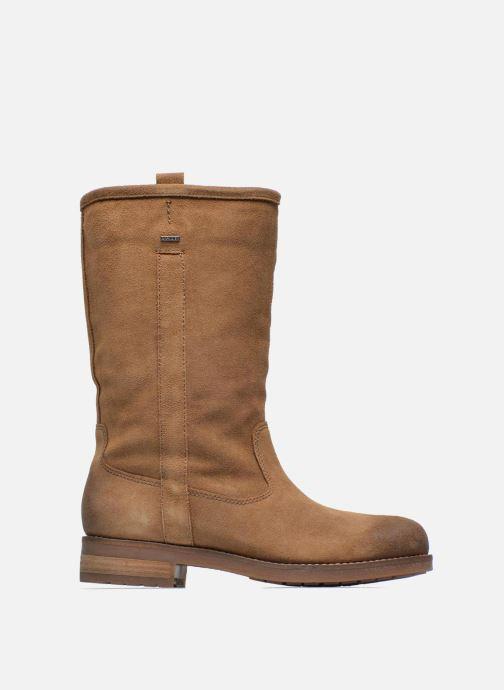 Bottines et boots Geox D Virna B ABX A D44N5A Marron vue derrière