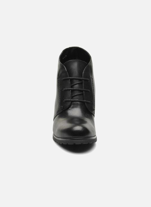 Bottines et boots Geox Donna Trish ABX A D44Y1A Noir vue portées chaussures