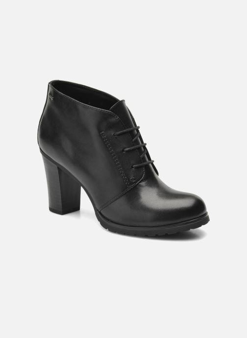 Geox damen damen damen Trish ABX A D44Y1A (schwarz) - Stiefeletten & Stiefel bei Más cómodo 3f4fe6