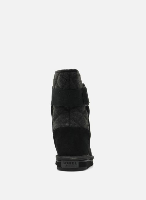 Bottines et boots Sorel Newbie I Noir vue droite