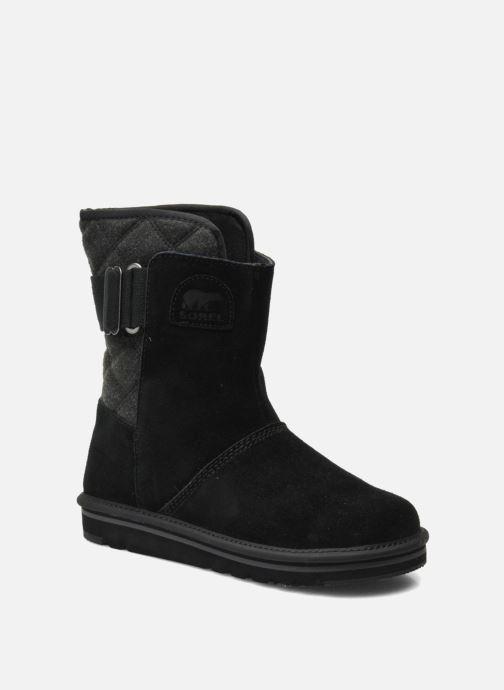 b169d0674cd4 Ankelstøvler Sorel Newbie I Sort detaljeret billede af skoene