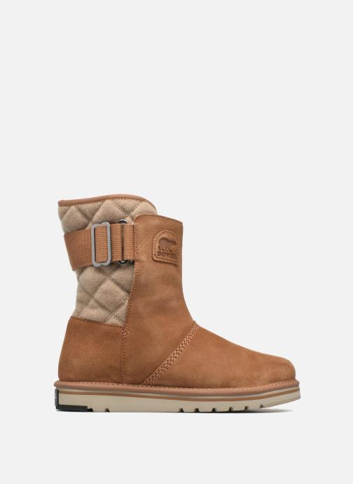 Ankle boots Sorel Newbie I Brown back view