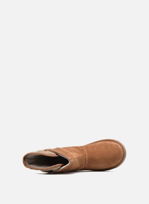 Bottines et boots Sorel Newbie I Marron vue gauche