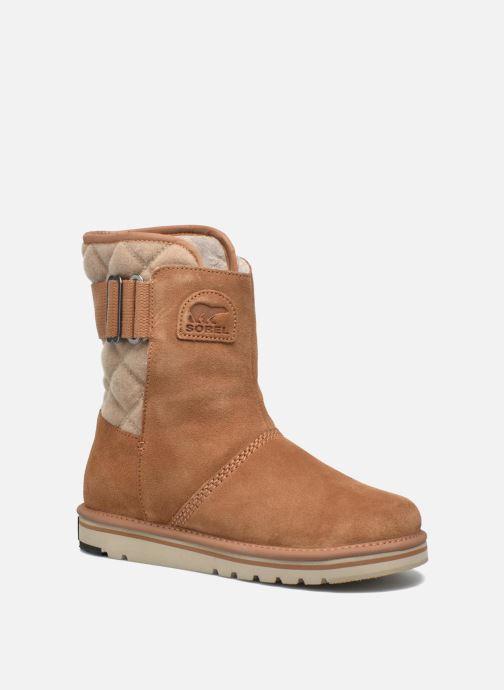 Bottines et boots Sorel Newbie I Marron vue détail/paire