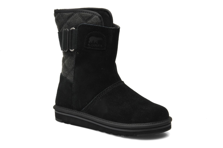 Bottines et boots Sorel Newbie I Noir vue détail/paire