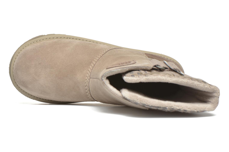 Bottines et boots Sorel Newbie I Gris vue gauche