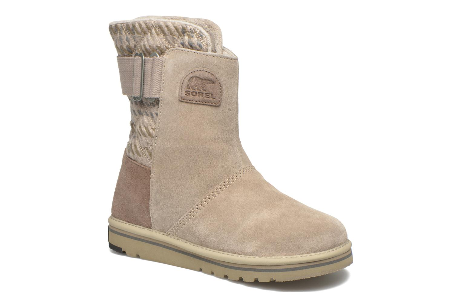 Ankle boots Sorel Newbie I Grey detailed view/ Pair view