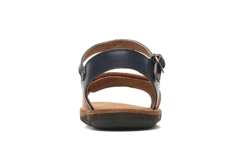 Sandaler Kickers SPARTINY Beige Se fra højre