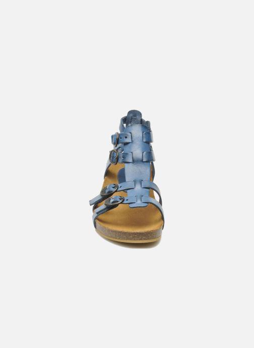 Sandalen Kickers BOMDIA Blauw model
