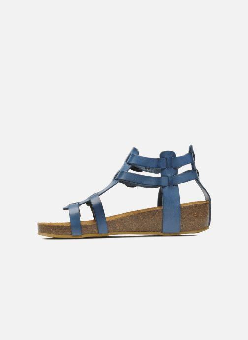 Sandalen Kickers BOMDIA Blauw voorkant
