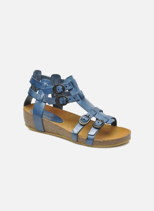 Sandalen Kickers BOMDIA Blauw detail