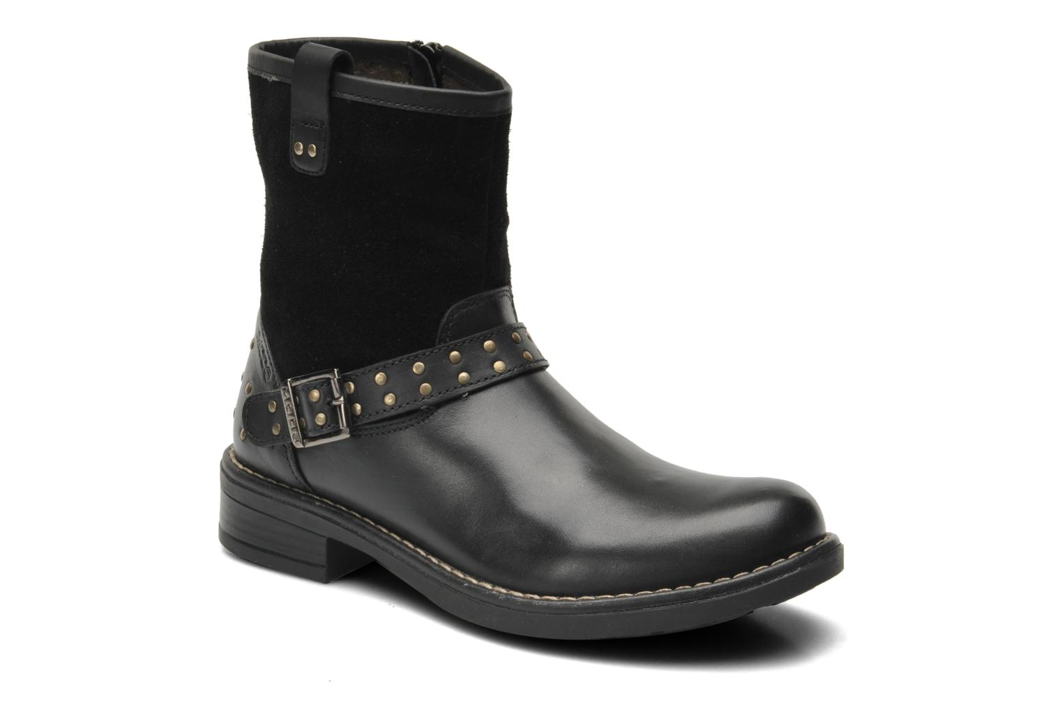 Ankle boots Mod8 Ticlou Black detailed view/ Pair view