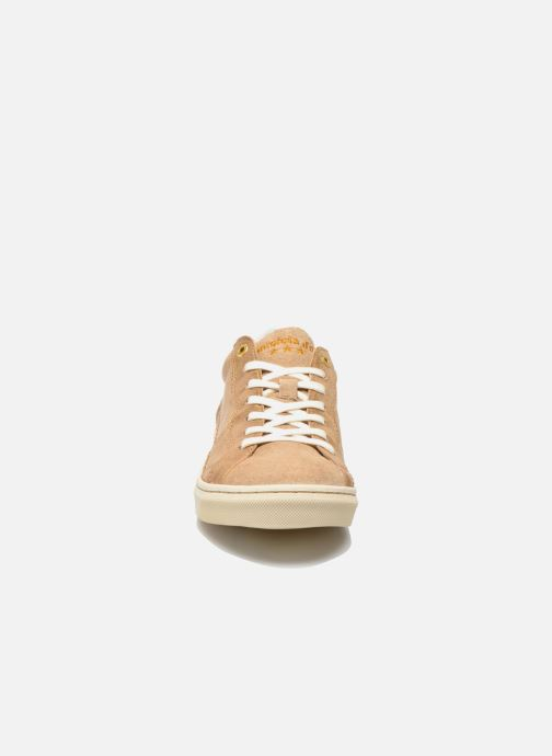 Baskets Pantofola d'Oro Gianna Low Ladies Or et bronze vue portées chaussures