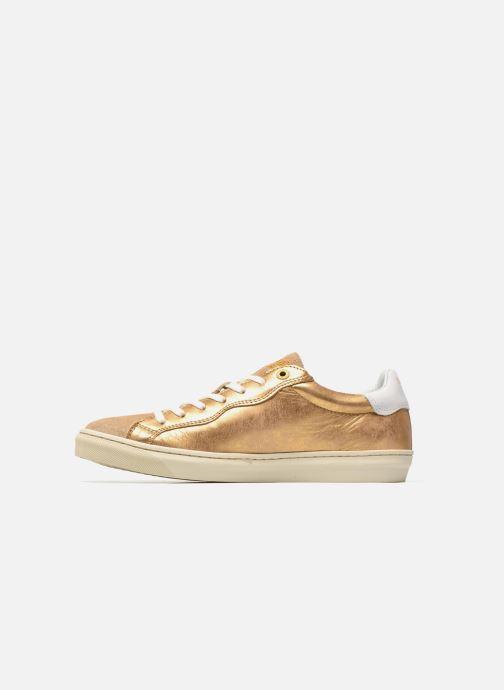 Sneakers Pantofola d'Oro Gianna Low Ladies Goud en brons voorkant