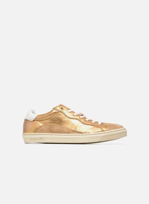 Sneakers Pantofola d'Oro Gianna Low Ladies Goud en brons achterkant