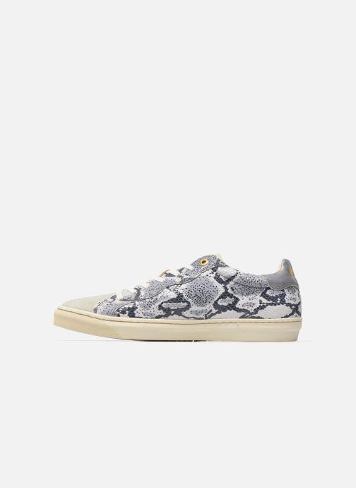 Sneakers Pantofola d'Oro Gianna Low Ladies Grigio immagine frontale
