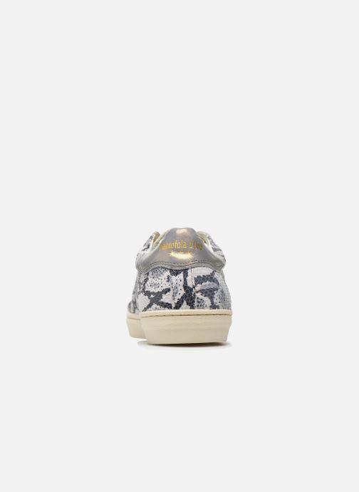 Baskets Pantofola d'Oro Gianna Low Ladies Gris vue droite