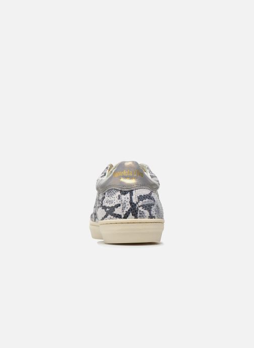 Baskets Pantofola d'Oro Gianna Low Ladies Gris vue droite