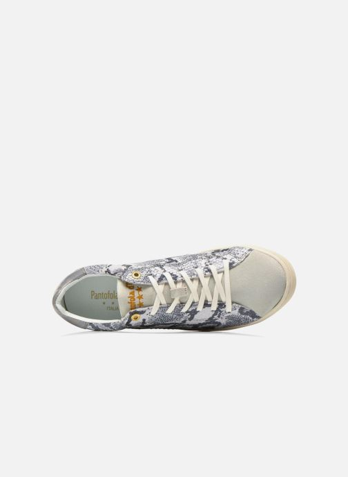 Baskets Pantofola d'Oro Gianna Low Ladies Gris vue gauche