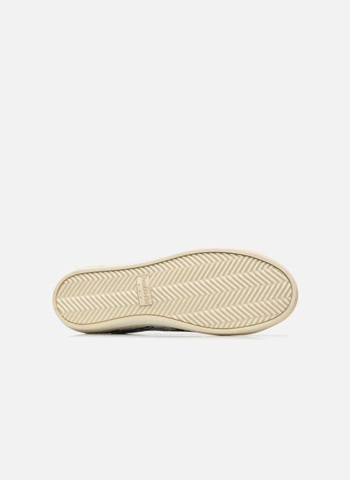 Sneakers Pantofola d'Oro Gianna Low Ladies Grigio immagine dall'alto