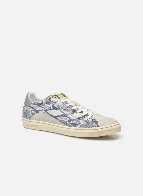 Baskets Pantofola d'Oro Gianna Low Ladies Gris vue détail/paire