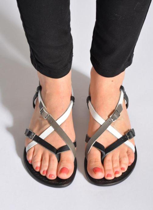 Sandalen Elizabeth Stuart Hop 683 mehrfarbig ansicht von unten / tasche getragen