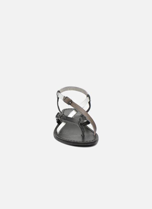 Sandales et nu-pieds Elizabeth Stuart Hop 683 Multicolore vue portées chaussures